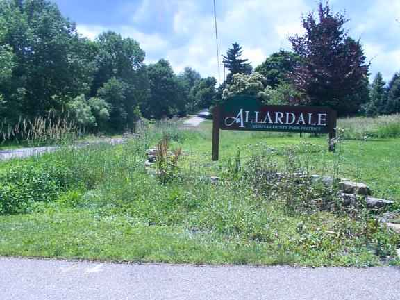 Allardale Park Medina County Ohio Pictures