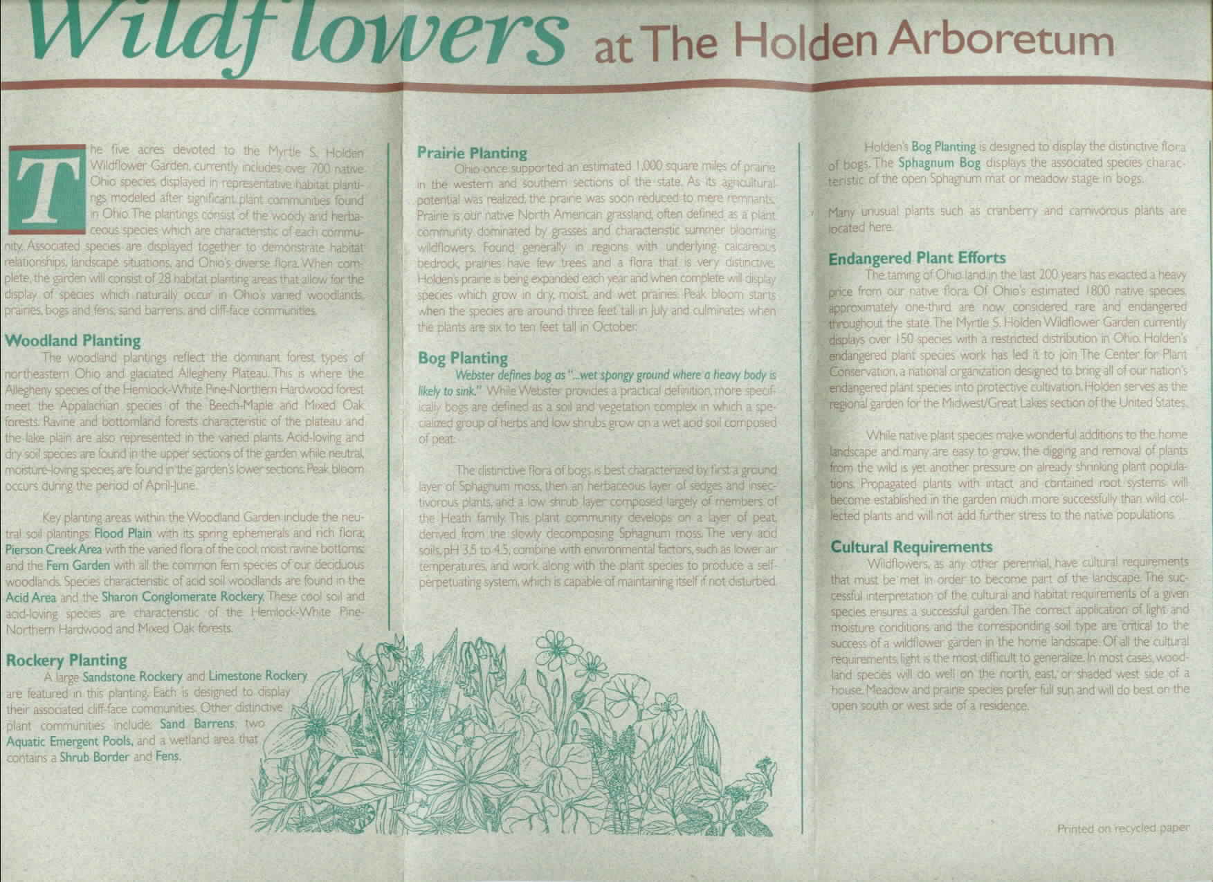 Wildflower Gardens Brochure Part 2
