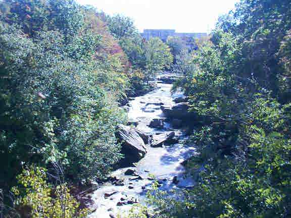 Rocky River Reservation Hiking Pictures