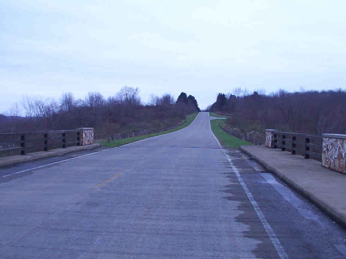 Salt Fork State Park Hiking Trails Pictures - Map of us route 40