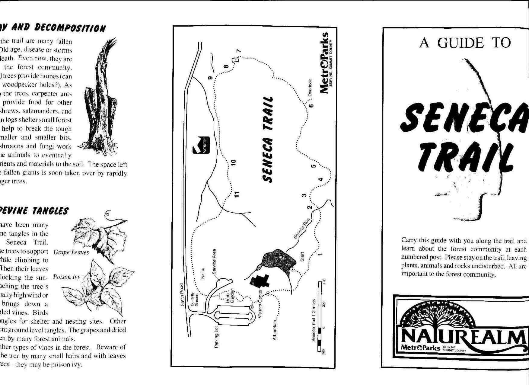 Seneca Trail Brochure 1