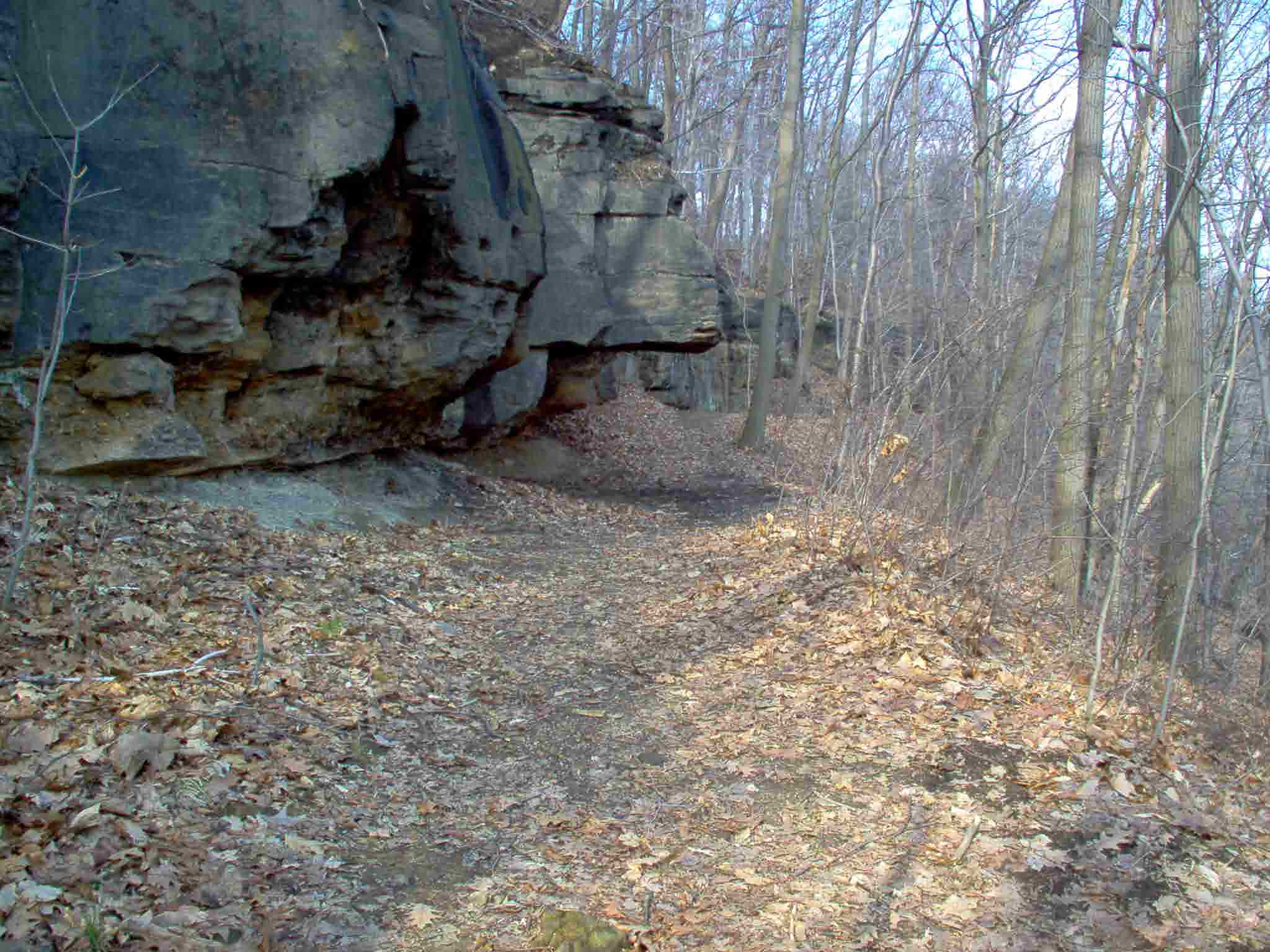 Glens Trail Gorge Metropark Summit County Pictures Movie