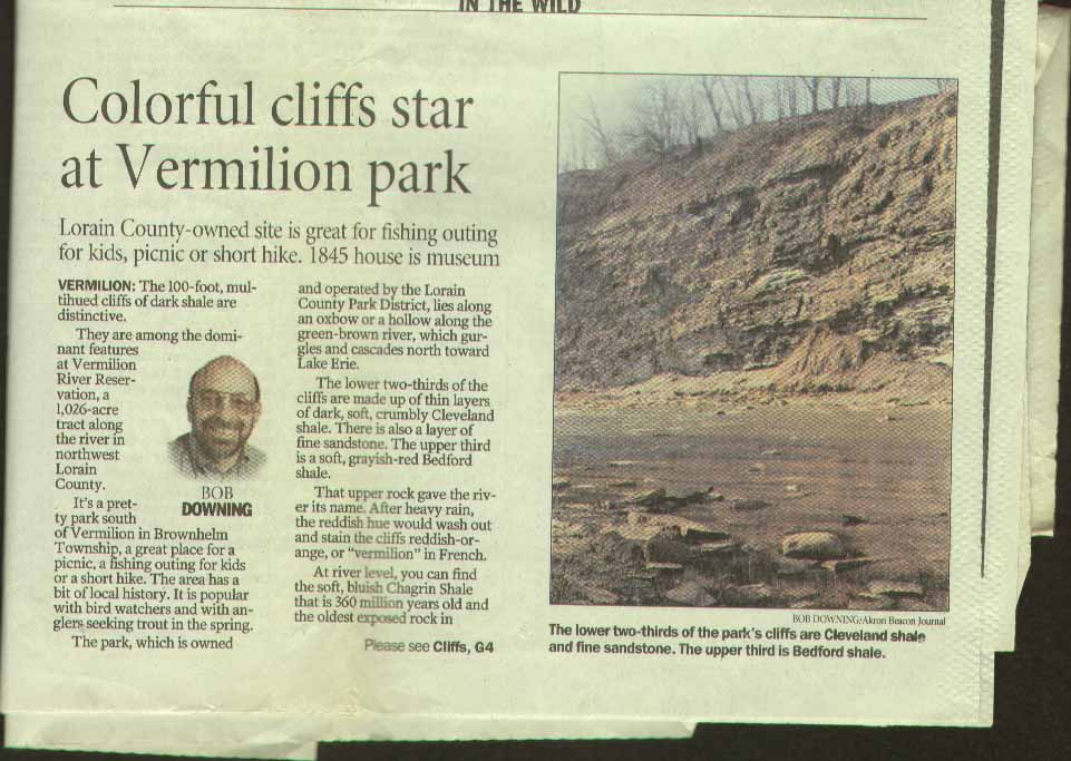 Akron Beacon Journal Vermilion River Part 1