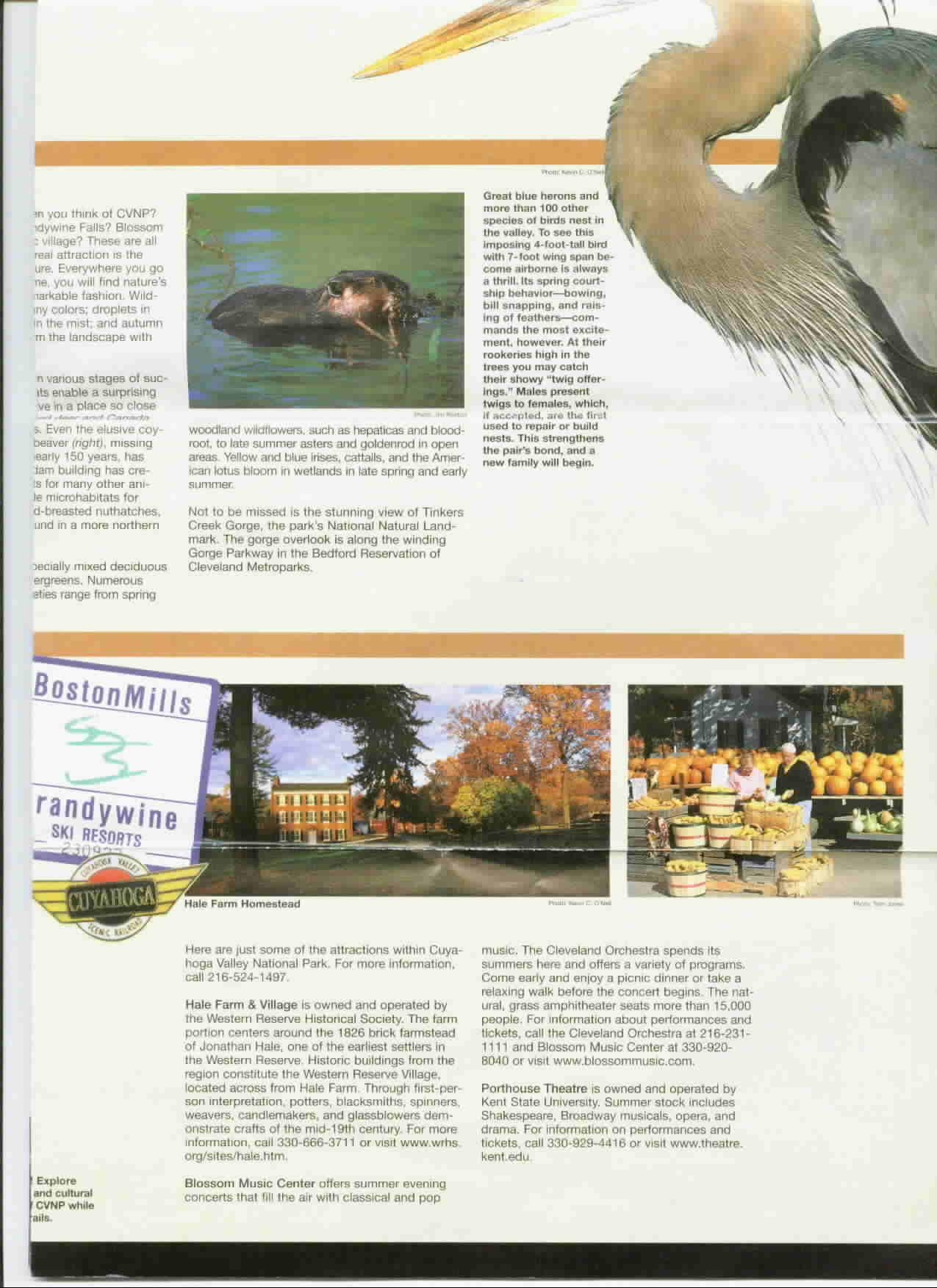 Guide Cuyahoga Valley National Park Page 4