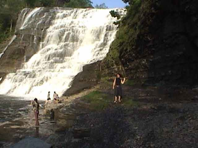 Ithaca Falls Natural Area pictures Movie