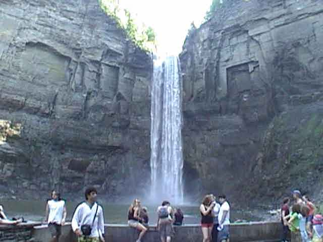 Finger Lakes Region, New York State Parks, Waterfalls, Hiking ...