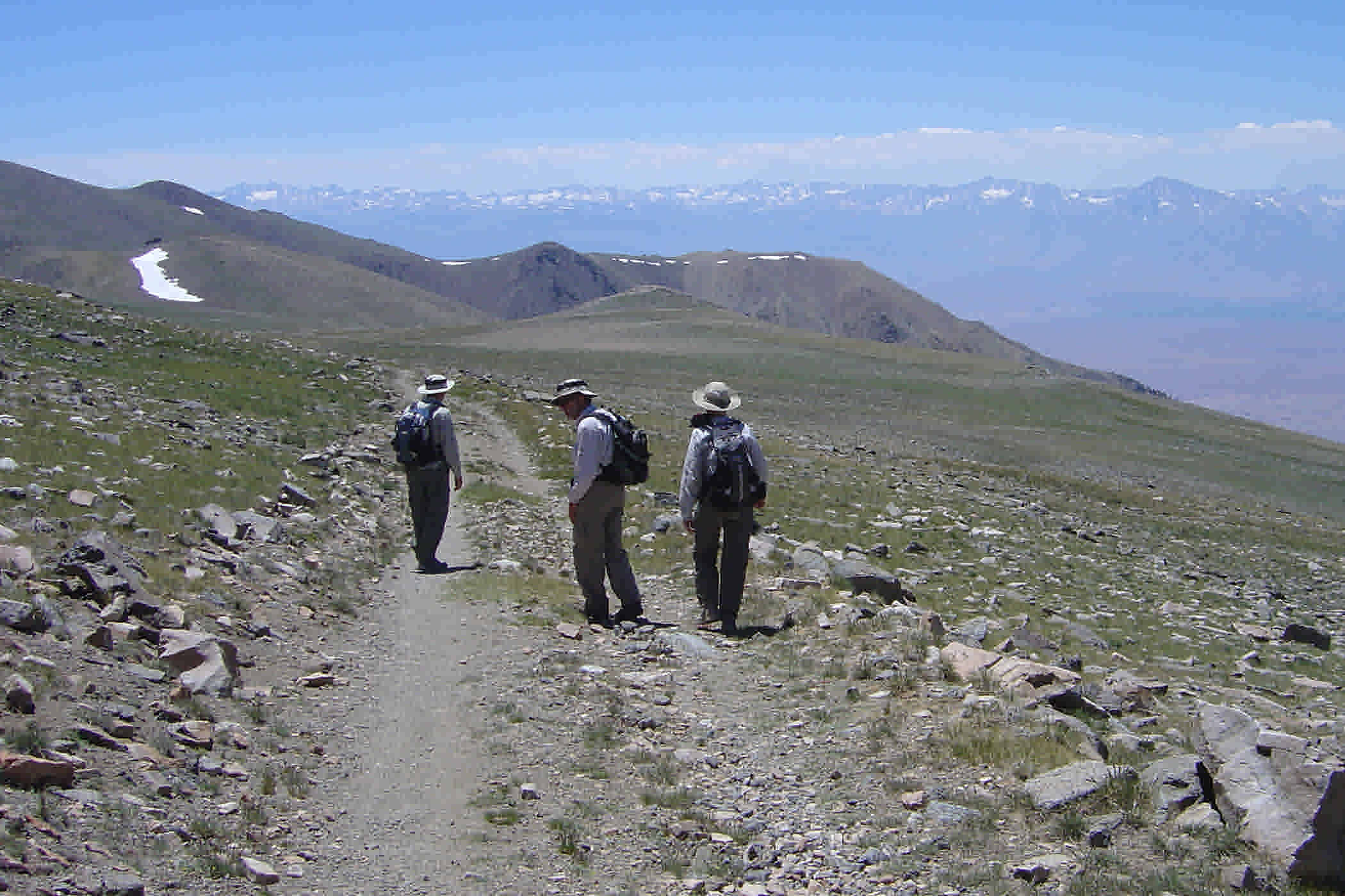White Mountains National Park